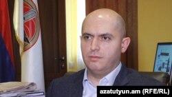 Зампред РПА Армен Ашотян (архив)