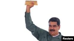 Президенти Венесуэла Николас Мадуро