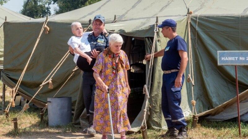 УНХЦР - Конфликтот во Украина расели 800 илјади луѓе