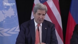 Kerry Says Peace Only Possible If Syria Whole And Secular