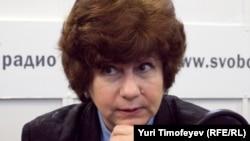 Каринна Москаленко, один из адвокатов Игоря Сутягина по делу в Европейском суде по правам человека