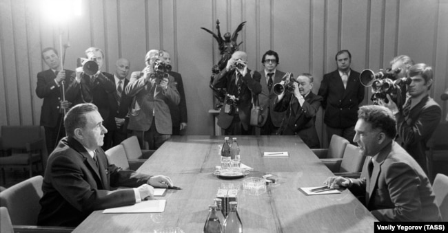 Советско-афганские переговоры. 1978 год