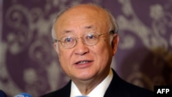 Шефот на Меѓународната агенција за атомска енергија, Јукиа Амано