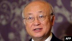 Генеральный директор МАГАТЭ Юкия Амано.