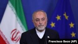 Глава Организации атомной энергии Ирана Али Акбар Салехи
