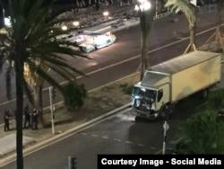 Camionul frigorific cu șoferul ucigaș...