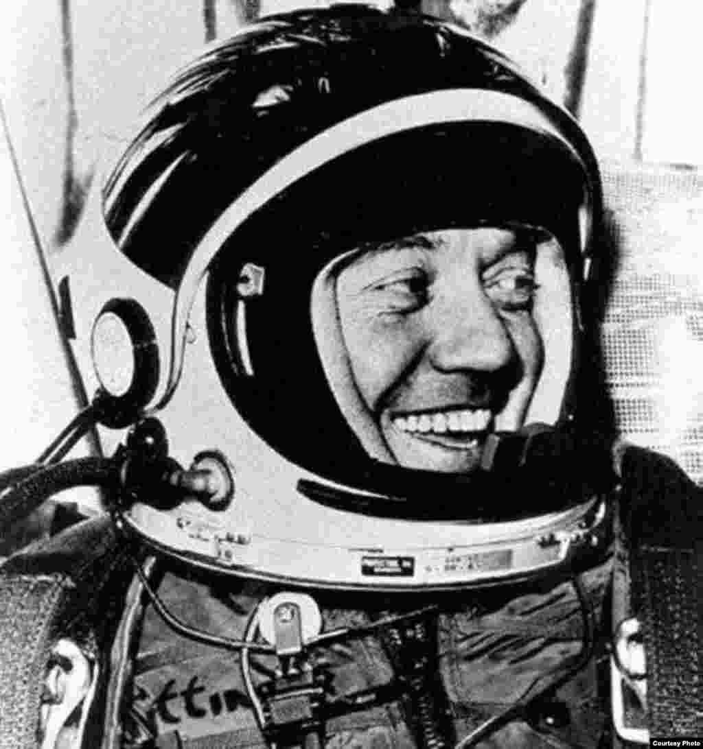 Baumgartner's jump broke the previous record held by U.S. Colonel Joseph Kittinger.