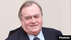 John Prescott, a Council of Europe Parliamentary Assembly co-rapporteur on Armenia