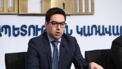 Ռուստամ Բադասյանը չի բացառում, որ ՍԴ ճգնաժամի հանգուցալուծման հարցը կարող է տեղափոխվել խորհրդարան