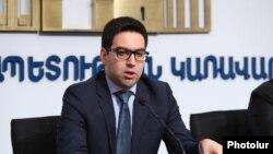 Министр юстиции Рустам Бадасян (архив)