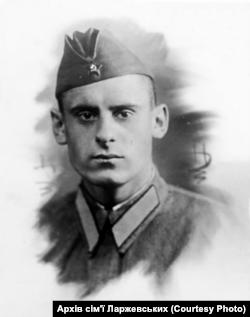 Іван Ларжевський. Фото найімовірніше 1939 року