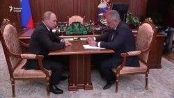 Путин ба Шойгу дастур дод, фоҷеа дар киштии зериобиро шахсан таҳқиқ кунад