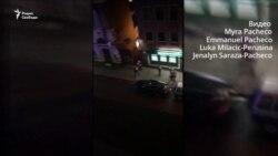 Теракт на мосту в Лондоне