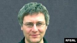 Russia -- Baryshnikov Valentin, RFE\RL employee, Prague, 18Aug2009