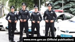 Київська патрульна поліція, архівне фото