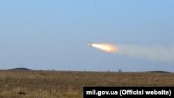 Випробування зенітно-ракетних комплексів на полігоні «Ягорлик», Херсонщина, 21 лютого 2019 рік