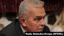 Цветомир Угриноски, градоначалник на општина Вевчани.