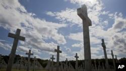 Groblje ratnih žrtava Vukovara (ilustrativna fotografija)