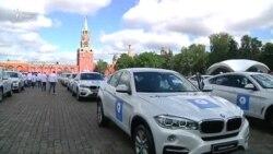 Русия варзишгарони олимпиро қадрдонӣ кард