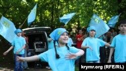 Празднование Хыдырлеза, Киев, май 2015 года