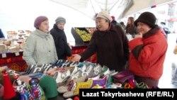 Кыргыз ишкерлери өндүргөн товарлар. Москвадагы көргөзмө. 27-октябрь