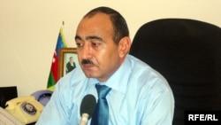 Завотделом администрации президента Азербайджана Али Гасанов