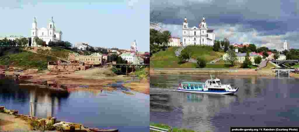 Vitebsk, Belarus. 1912/2012