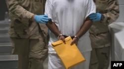 Зиндони Гуантанамо. Акс аз соли 2010