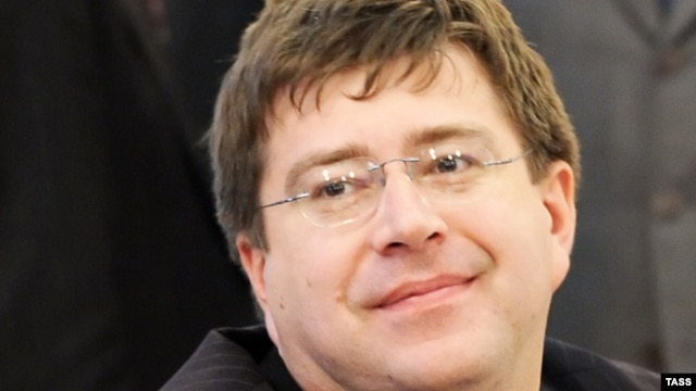 "Justice Minister Aleksandr Konovalov doesn't appear to be down with Russia's controversial law on ""foreign agents."""