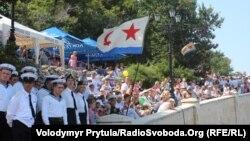 Архивное фото. Севастополь, День флота, 2013 год
