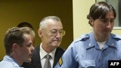 Franko Simatović u sudnici