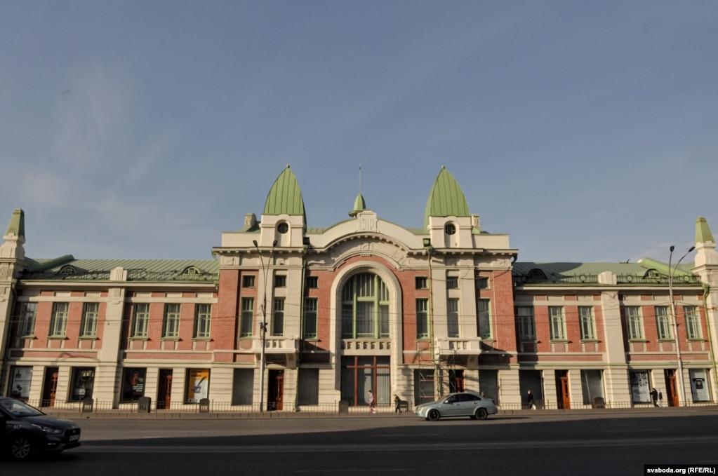 Краеведческий музей, один из самых старых зданий города
