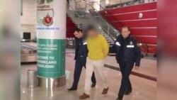 یک ایرانی متهم به قاچاق انسان در فرودگاه تفلیس بازداشت شد
