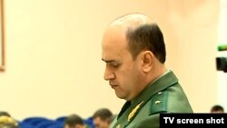 Former National Security Minister Charymyrat Amanov