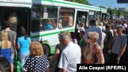 Autobuzele din parcul urban depăşesc de mult timp termenul de exploatare