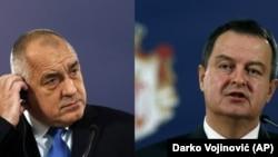Бойко Борисов и Ивица Дачич