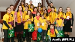Өлкә губернаторы урынбасары Наталья Шевчик белән очрашуда