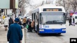 Transport public, Chișinău