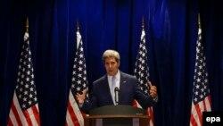 Sekretari amerikan i Shtetit John Kerry