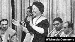 عفيفة اسكندر 1950