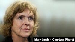 UN special rapporteur Mary Lawlor