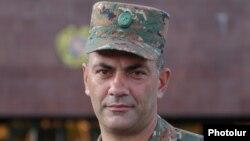 Հայաստանի Ազգային հերոս կապիտան Ռուբեն Սանամյան