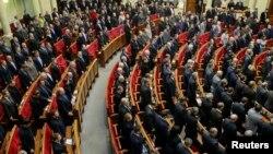 Верховна Рада, архівне фото