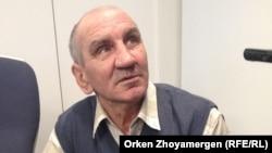 Житель города Кокшетау Александр Авдейко.