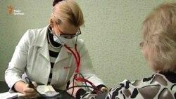У Донецьку померло 12 осіб від «свинячого грипу» (відео)