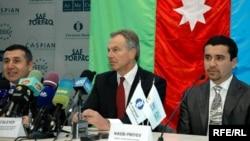 Tony Blair Bakıda, 1 dekabr 2009