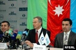 Тони Блэр, Баку, 1 декабря 2009