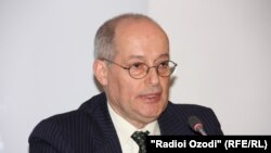 Miklos Haraszti, the UN Special Rapporteur on the human rights situation in Belarus