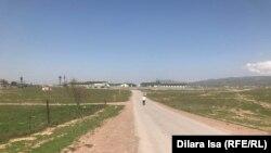 Военный городок у села Багыс. Туркестанская область, 7 апреля 2021 года.