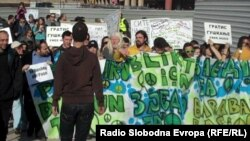Marš mira u Skoplju, 17. mart 2012.